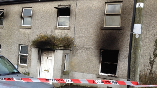 Fire services from Ballymahon and Lanesboro attended the scene