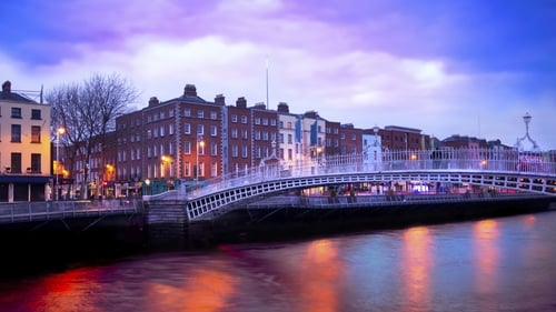 The Grow Dublin Taskforce is aiming to grow the number of visitors to Dublin