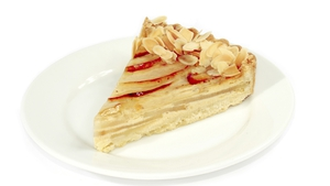 Neven Maguire's Apple and Almond Tart