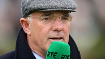 Ted Walsh tells John Murray about Barney Curley and his latest betting coup.