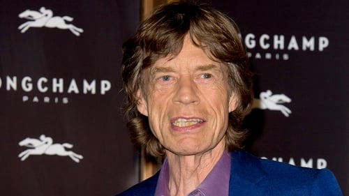 Jagger: new love in his life?
