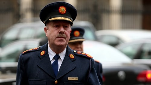 Martin Callinan was considering withdrawing the remark last week