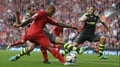 Liverpool suffer Johnson injury blow
