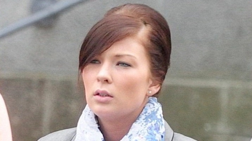 Jessica Hughes was found guilty of assaulting Andrew Dolan in Mullingar