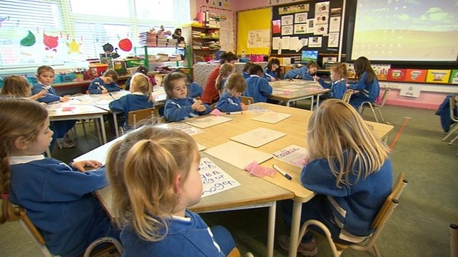Ruairi Quinn said he would like to see four or five schools transfer patronage this year