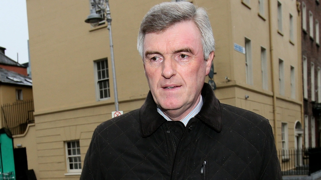The information suggests Irish Water Chief Executive John Tierney is earning over €150,000
