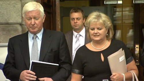 Frank Flannery and Angela Kerins contacted the PAC yesterday