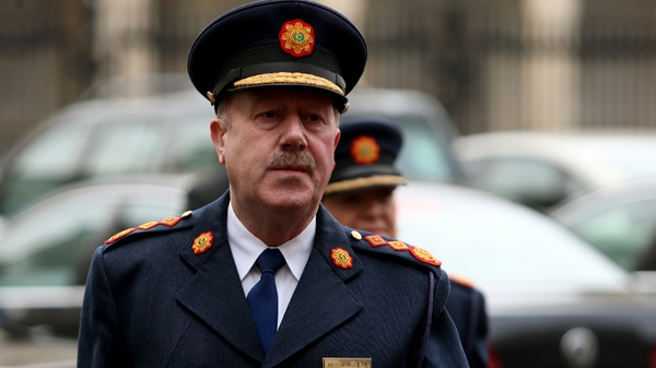 Garda Commissioner Martin Callinan said he has every respect for the role of the committee