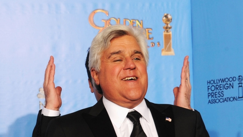 "Leno: ""He and I [are] gonna do The Sunshine Boys on Broadway"""