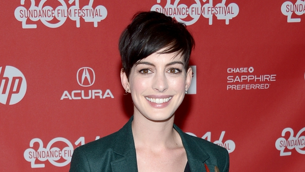 Anne Hathaway: ''My impression is that people needed a break from me