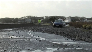 The storms have been described as some of the most destructive storms to have hit Ireland's shores in decades