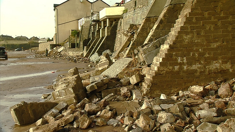 Nationwide will look at some of the worst hit areas including Galway, Clare and Waterford