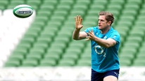 Eddie O'Sullivan welcomes Jamie Heaslips new contract and praises the IRFU contract team