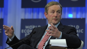 Enda Kenny has been linked with the soon-to-be-vacant roles of European Commission President and EU President