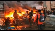 Unrest in Ukraine spreads from Kiev