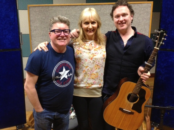 Pat Shortt and Mundy and Miriam
