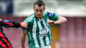 Daire Doyle made 108 appearances for the Seagulls