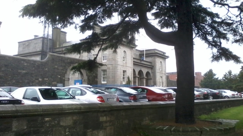 Some of the men are being held at Dundalk Garda Station