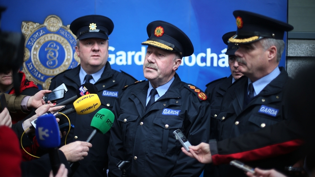 Garda Commissioner Martin Callinan said the murder 'had a profound impact' on the garda family