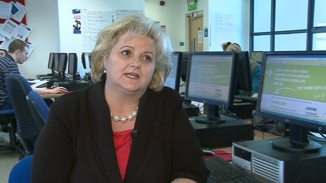 There have been calls for Angela Kerins to disclose her salary