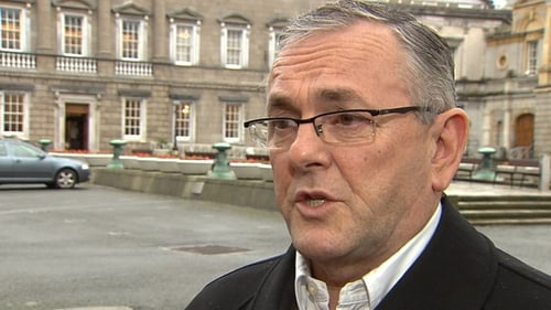 John McGuinness said the HSE Director General and the Dept of Health Secretary General should stand down