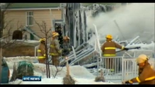 More than 30 people unaccounted for after Canadian fire