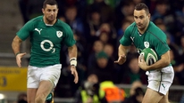 Brothers Rob and Dave Kearney look ahead to the Six Nations
