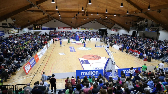 Basketball Ireland weekend preview