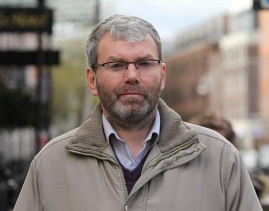 Whistleblower John Wilson
