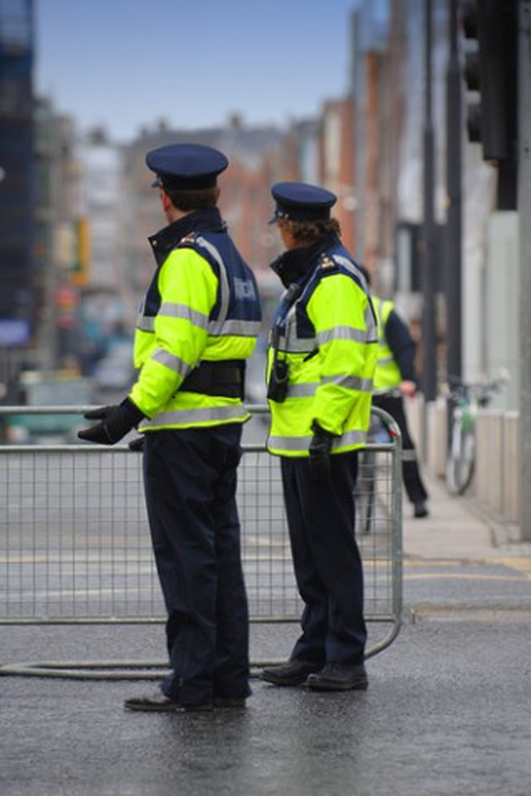 Trouble within An Garda Síochána