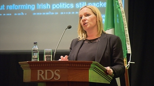 Lucinda Creighton said the meeting was not about a new political party