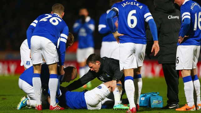 Bryan Oviedo will miss rest of season