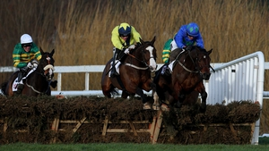 Hurricane Fly, Our Conor and Jezki meet for the third time this season in the Champion Hurdle