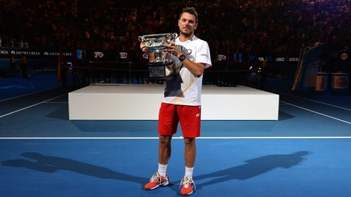 Stanislas Wawrinka has emerged from Roger Federer's considerable shadow and will overtake his compatriot in the world rankings