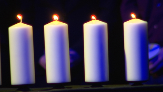 Micheál Ó Fátharta, ó Corrib Candles.