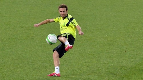 Juan Mata: 'The last six months were difficult for me, I didn't play as much as I wanted to'