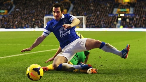 Leighton Baines: 'There are a lot of things that qualifying for a competition like the Champions League' can do