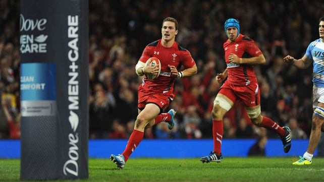 North boost for Wales ahead of Ireland clash