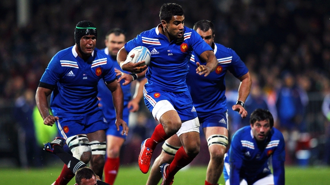 Wesley Fofana looks likely to miss France's 6 Nations showdown with Ireland