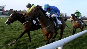 Hurricane Fly has won all eight of his starts at Leopardstown