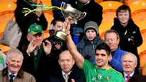Leitrim captain Emlyn Mulligan says the FBD League win is a boost going into the League