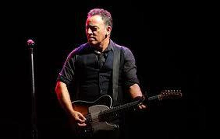 Oliver Callan & Bruce Springsteen