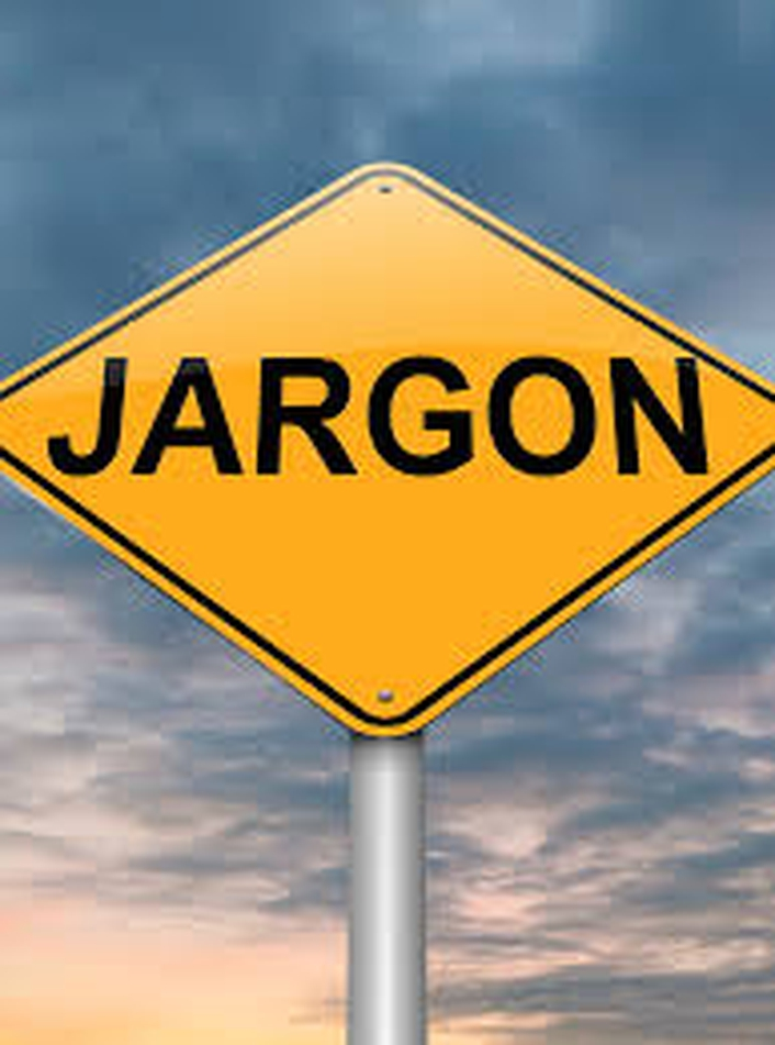 Corporate Jargon / Terminology