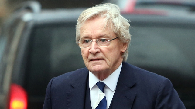 William Roache has denied all of the charges