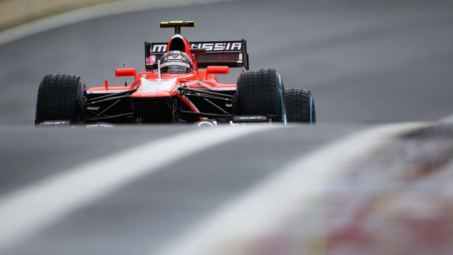 Marussia will miss beginning of testing
