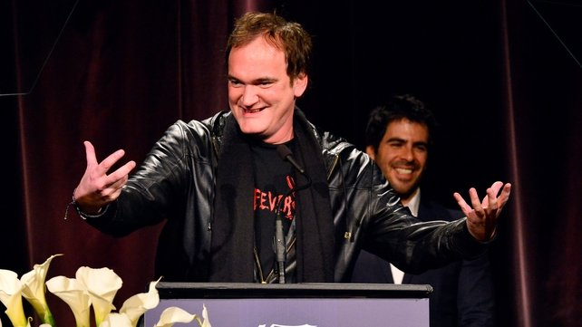 Director/Producer Quentin Tarantino attends the 33rd annual Variety Home Entertainment Hall of Fame