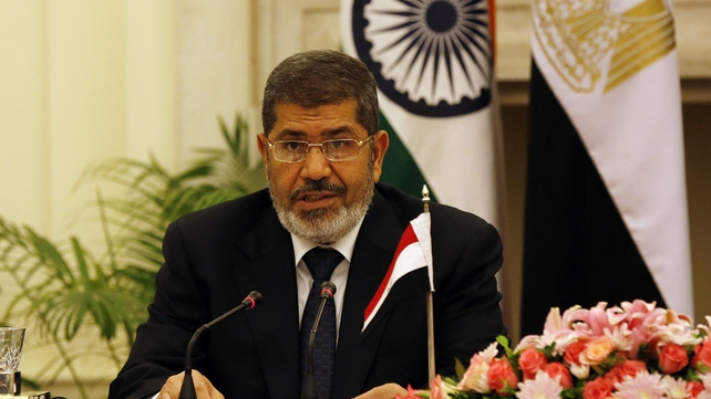 Mohammed Mursi faces charges relating to a mass jailbreak in 2011