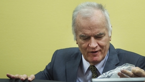 File image of Ratko Mladic during his trial at the ICTY in 2012 (Pic: EPA)