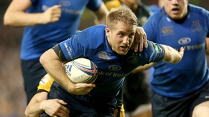Luke Fitzgerald starts at outside centre for Leinster