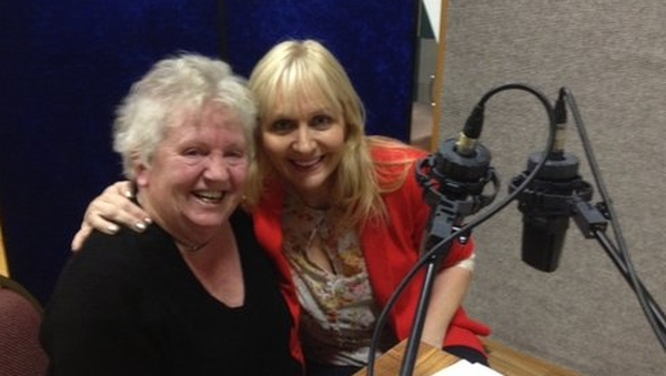 Nell McCafferty and Miriam O'Callaghan